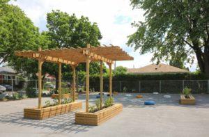 Projet construit, École primaire St-Jean-Vianney